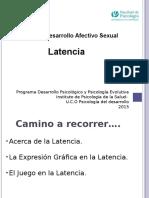 Clase Latencia Desarrollo 2015