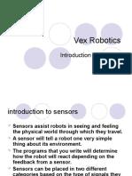 05 Vex Robotics Introduction to Sensors