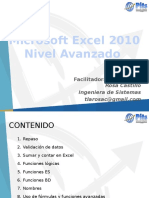 Excel Ava 2010
