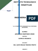 2.1.4 Compuestos Organicos Que Contienen Nitrogeno (2)