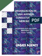 Agencia Consultora de Mercadeo 2016