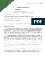Informe Pedagogico Julian Larez Palma