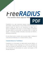 FreeRADIUS Es Un Alto Rendimiento Conjunto Modular