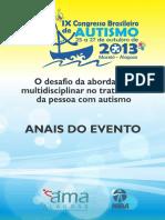 Anais IX Congresso de Autismo Vfinal