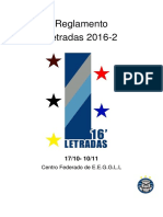 Reglamento Letradas 2016-2