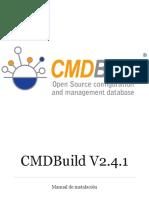 Cmdbuild Install