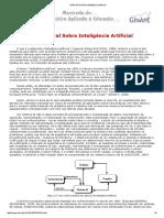 Visão Geral Sobre Inteligência Artificial