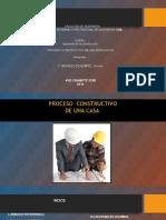 Proceso Constructivo de Una Edificación