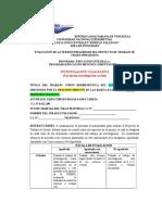 Instrumento de Evaluacion Del Proyecto Del Trabajo de Grado Final Corregido