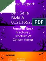 Fraktur Femur Sella 2016