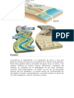 Erosión Causas y Efectos