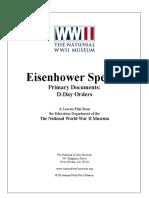 eisenhower-speaks