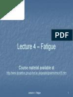 Lecture Fatigue.pdf