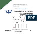 Comparadores Amplificadores Operacionales