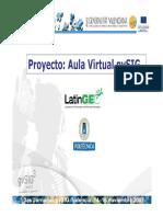 Aula Virtual GvSIG