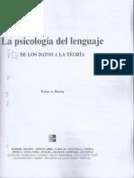 [Español] Harley, PDL Pp1 -30 Psicología del lenguaje