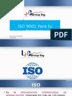 Inducción ISO 9001-2008  de L  y C Aqp..pptx