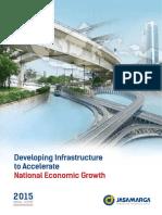 Jasa Marga Annual Report 2015 Company Profile Indonesia Investments
