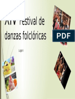 festival danzas folkloricas