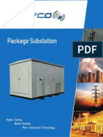 TEPCO Egypt Catalogue - Package Substation