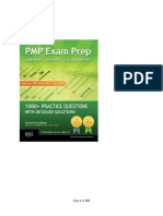 PMP Exam Prep Christopher Scordo