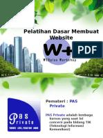 Modul Web+ 2012
