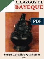 Los Cacicazgos de Lambayeque - Jorge Zevallos Quiñones