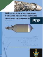 AL31-FP engine & pneumatic cylinder Project HAL.pdf