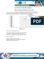 Evidence Health Solutions AA2 Ingles 3