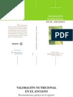 Valoracion Nutricional Anciano - SENPE