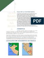 Origen y Desarrollo de La Cultura Nazca