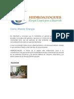 ¿Cómo Ahorrar Energía