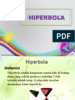 HIPERBOLA