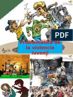 Problemática de la violencia juvenil