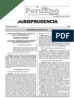 CASACION N° 211-2014-ICA - TENENCIA ILEGAL DE ARMAS