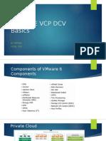 Vmware Vcp Dcv Basics