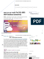 ABAP on SAP HANA. Part VIII.pdf