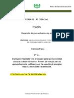 Proyecto Ecocity (Melany y Equipo)
