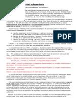 Regimul Juridic PFA