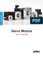 Servo Motors 210 Motor Catalog