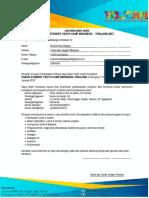 Confirmation Form Asyc 2017
