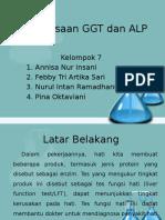 Pemeriksaan GGT Dan ALP