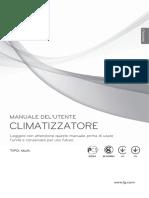 Manuale Climatizzatore LG