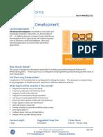 CBS-254 IFIX Advanced Development