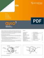 Avio 1 CIC User Guide