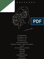 Digital Booklet - I Remember
