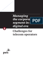 Managing the Corporate Segment in the Digital Era