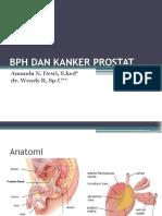 Bph Dan Kanker Prostat Ppt