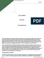 The Illuminati Part Five the Foundations