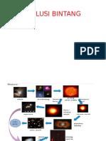 Evolusi Bintang
